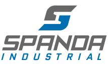 Spanda Industrial Logo